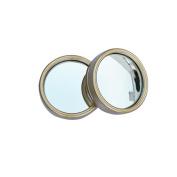 Coper ® Car Moving Slim Circle Blind Spot Mirror Set For All Universal Vehicles Car Fit