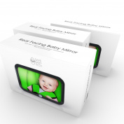 3 Pack - Best Baby Car Mirror