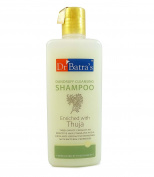 Dr Dry Dr Batra's Dandruff Cleansing Shampoo Enriched With Thuja For Soft Hairs 100Ml