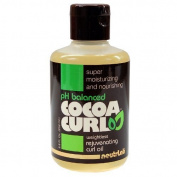 Beautiful Nutrition Cocoa Curl Rejuvenating Curl Oil, 260ml by Beautiful Nutrition