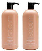 Sojourn Smooth Shampoo + Conditioner 1000ml