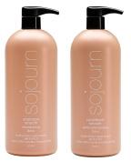 Sojourn Smooth Shampoo + Conditioner 1000ml