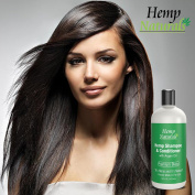 Hemp Naturals Hemp Shampoo & Hydrating Conditioner with Argan Oil