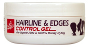 LIV HAIRLINE & EDGES CONTROL GEL For Superb Hold and Control During Styling 120ml
