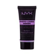 1 NYX Studio Perfect Photo Loving Face & Body Primer SPP03 Lavender 30ml + FREE EARRING