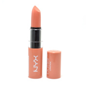 1 NYX BLS BUTTER LIPSTICK BLS20 BIT OF HONEY / Nude Peach Understone Lip Stick + FREE EARRING