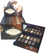 Okalan The Delectables Eye Shadow Palette 12 Colour Eyeshadow