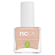NCLA 7 Free Pressed Nail Lacquer Sweet as agave Nude