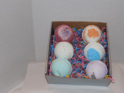 Healthy Relief, Made in USA Bath Bombs 6 - 130ml