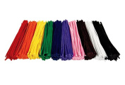 Colorations Pipe Cleaners, Yellow - Pack of 100