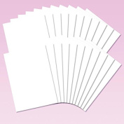 Hunkydory Colour Me! 20-Sheet Pack - Prof 250gsm Stamping Card - Use with Alcohol Markers
