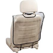 Winstory 2x Waterproof Car Seat Back Protector Anti-dust Covers For Children Kick Mat Mud Clean