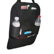 Car Storage Bag, Leoy88 Car Auto Seat Back Multi-Pocket Storage Bag Organiser Holder Hanger Black