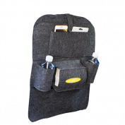 Leoy88 Car Auto Seat Back Multi-Pocket Storage Bag Organiser Holder Hanger