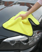 Thick Microfiber Cleaning Cloths Plush Car Cleaning Towels Absorbent Drying Datailing Towel