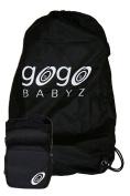 Go-Go Babyz Travelmate Accessory Pack, Black, One Size