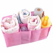 Pack of 3 Assorted Size Lightweight Nappy Bag Inserter Mommy Bag Organiser; Travel Nappy Bag Organiser Keep . Bag Tidy