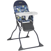 Simple Fold High Chair, Choose Your Pattern / Comet