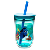 Finding Dory Double Wall Straw Tumbler 440ml