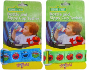 Sesame Street Bottle & Sippy Cup Tether