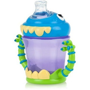 iMonster 210ml 2 Handle No-Spill Super Spout Trainer Cup, BPA-Free