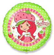 Strawberry Shortcake Smile 46cm Foil Balloon