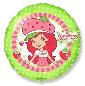 Strawberry Shortcake Smile 46cm Foil Balloon