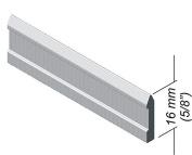 1.6cm Framer's Points - 3,000/BX Compatible w/Fletcher Style Equipment & Inmes