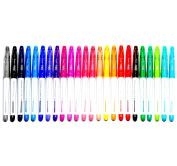 Pilot FriXion Colours Erasable Marker Pen, 24 colours set