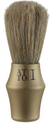 Atto Primo GOLD. Boar Shaving Brush. Made in Italy.