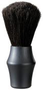 Atto Primo BLACK. Horse Shaving Brush. Made in Italy