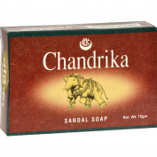 Chandrika Soap Sandal Soap - 75 g -