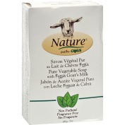 Canus Goats Milk Bar Soap - Fragrance Free - 150ml -