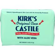 Kirks Natural Bar Soap - Coco Castile - Aloe Vera - 120ml -