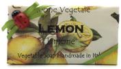 Alchimia Ladybug Lemon Vegetable Soap Handmade In Italy - 310ml Soap Bar