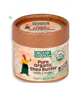 Organic Essence Shea Butter Pure Organic