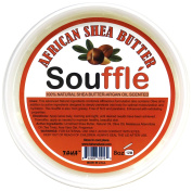 Taha African Shea Butter Souffle Argan Oil Scented