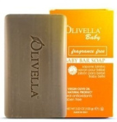 BAR SOAP,BABY,FRAG FREE by Olivella