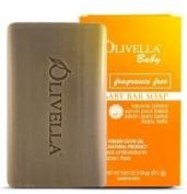 BAR SOAP,BABY,FRAG FREE by Olivella