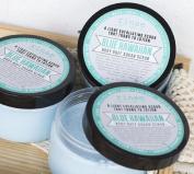 rinse bath & body blue hawaiian body buff sugar scrub 130ml