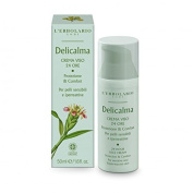 L'Erbolario DELICALMA CREMA VISO 24 ORE 50 ML 24 hour Face Cream Protection & Comfort