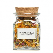 Mullein & Sparrow Organic Skin Nourishing Detoxify Facial Steam 45ml