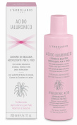 L'Erbolario Hyaluronic Acid Softening beauty lotion for the face – Skin toning treatment for Normal and dry Skin 200ml