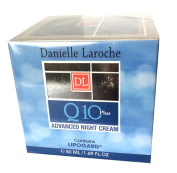 Danielle Laroche Q10 Advanced Night Cream With Lipogard