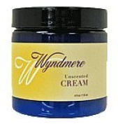 Wyndmere UNSCENTED Natural Fragrance-free Moisturising Cream Made For Skin Sensitive To Fragrances With Certified Organic 100% Pure Essential Oils