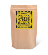 Organic Coffee Sugar Scrub for Face and Body 100% All Natural