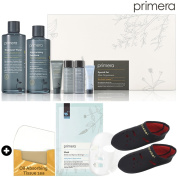 AmorePacific Primera Men Organience Treatment Water 180ml/6.08oz, Moisturising Emulsion 150ml/50.7oz 2 Items Special Gifts Set+ Free Gifts