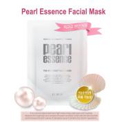 LINDSAY Pearl Essence Facial Mask+10PCS