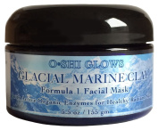 Facial Mask Formula 1 Healing Glacial Clay and Anti-Ageing Organic Plant Enzymes