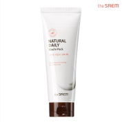 [the SAEM] Natural Daily Mochi Pack 120g - Brightening & Moisturising Peel-off Mask Pack
